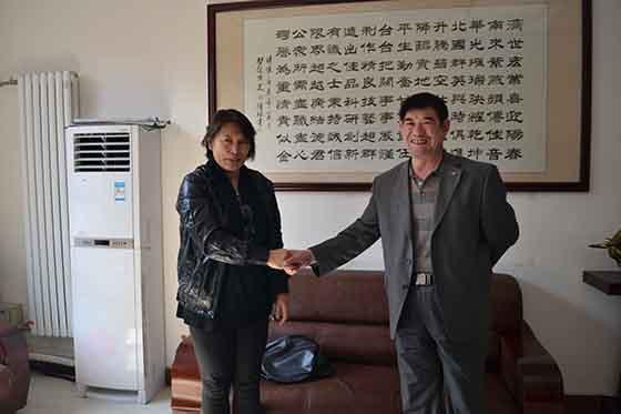 华北平台成功与南美外贸公作协议开发南美洲市场司签约